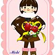2012バレンタインと少女2
